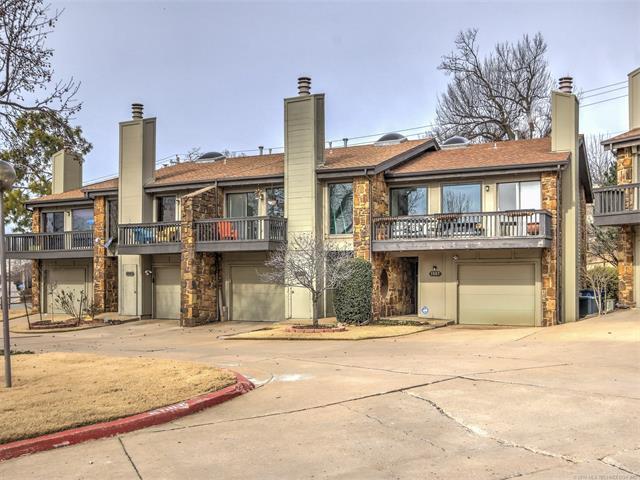 1507 Riverside Drive #1507, Tulsa, OK 74119 (MLS #1800199) :: The Boone Hupp Group at Keller Williams Realty Preferred