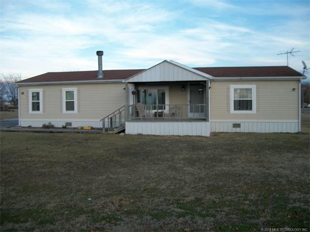 1772 N 4364 Road, Pryor, OK 74361 (MLS #1801027) :: The Boone Hupp Group at Keller Williams Realty Preferred