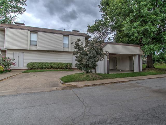 3120 S 101st East Avenue #101, Tulsa, OK 74146 (MLS #1801226) :: The Boone Hupp Group at Keller Williams Realty Preferred