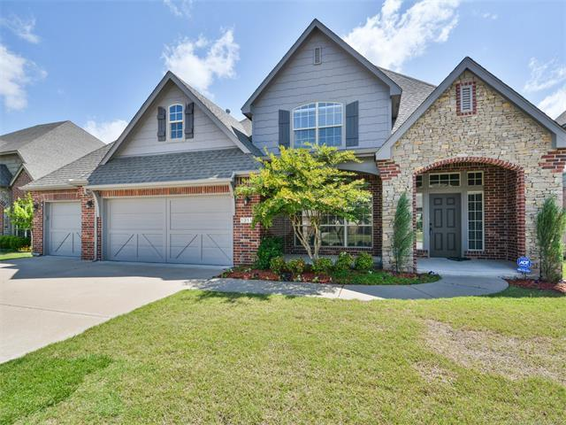 1311 S Aster Place, Broken Arrow, OK 74012 (MLS #1802386) :: Hopper Group at RE/MAX Results