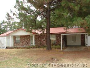 13900 Porum Rt 1 Street, Porum, OK 74455 (MLS #1803792) :: The Boone Hupp Group at Keller Williams Realty Preferred