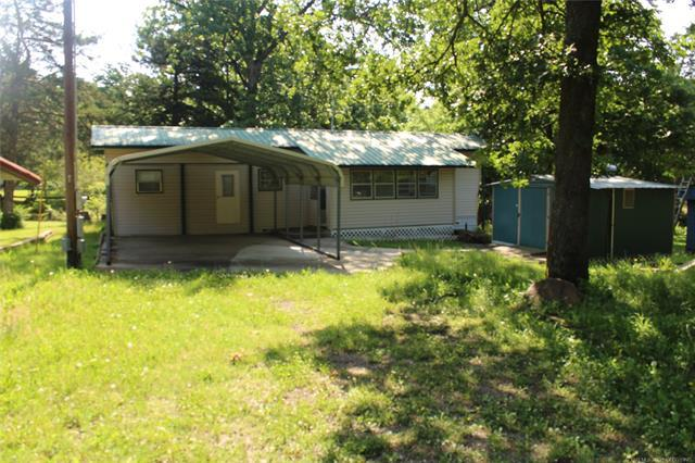 121271 S 4156 Road, Eufaula, OK 74432 (MLS #1804961) :: Hopper Group at RE/MAX Results