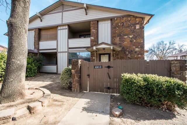 6361 S 80th Avenue E 5D, Tulsa, OK 74133 (MLS #1805063) :: Hopper Group at RE/MAX Results