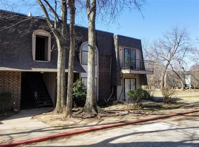 6802 S Toledo Avenue #401, Tulsa, OK 74136 (MLS #1805281) :: The Boone Hupp Group at Keller Williams Realty Preferred