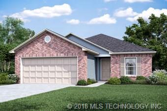 14712 S Glenn Street, Glenpool, OK 74033 (MLS #1805516) :: 918HomeTeam - KW Realty Preferred