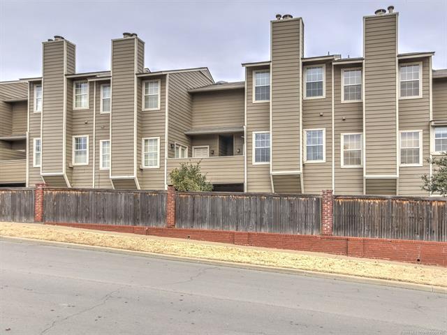1420 S Frisco Avenue B, Tulsa, OK 74119 (MLS #1805561) :: The Boone Hupp Group at Keller Williams Realty Preferred