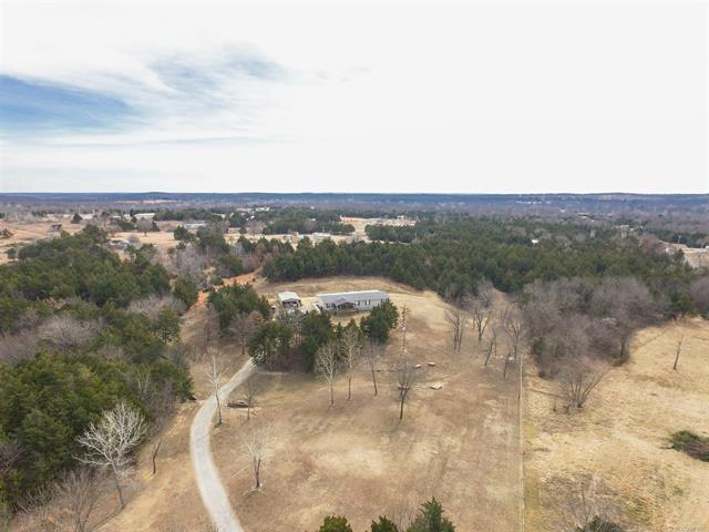 366082 E 5700 Road, Terlton, OK 74081 (MLS #1806089) :: The Boone Hupp Group at Keller Williams Realty Preferred