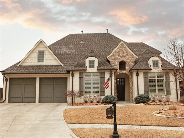 4005 E 120th Street, Tulsa, OK 74137 (MLS #1806252) :: The Boone Hupp Group at Keller Williams Realty Preferred