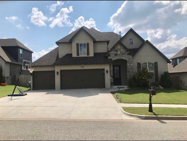 5784 E 143rd Place S, Bixby, OK 74008 (MLS #1806459) :: The Boone Hupp Group at Keller Williams Realty Preferred