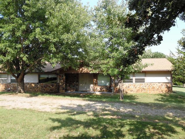 2510 W Deep Rock Road, Cushing, OK 74023 (MLS #1807165) :: The Boone Hupp Group at Keller Williams Realty Preferred