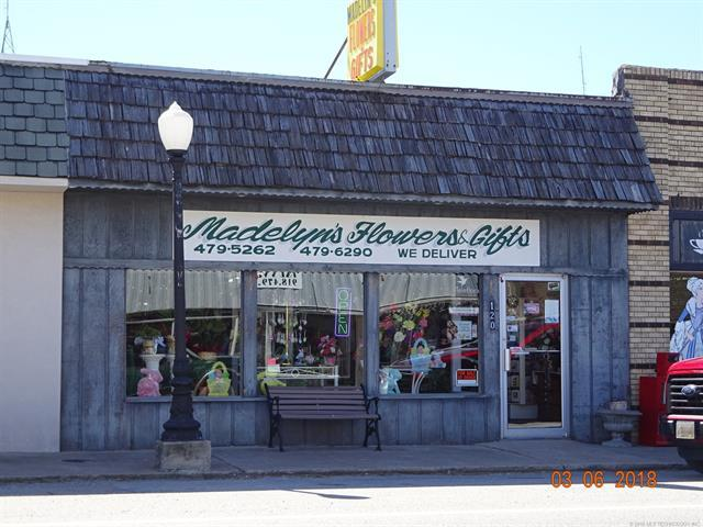 120 E Main Street, Locust Grove, OK 74352 (MLS #1808029) :: Hopper Group at RE/MAX Results