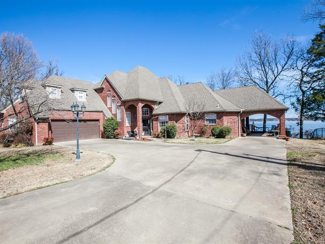 36764 Cliff Crest Drive, Langley, OK 74350 (MLS #1808677) :: Brian Frere Home Team