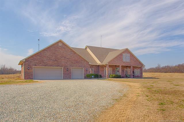4001 County Road 1520, Stratford, OK 74872 (MLS #1808978) :: The Boone Hupp Group at Keller Williams Realty Preferred