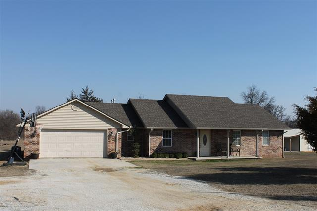 14210 County Road 3495, Ada, OK 74820 (MLS #1809273) :: The Boone Hupp Group at Keller Williams Realty Preferred