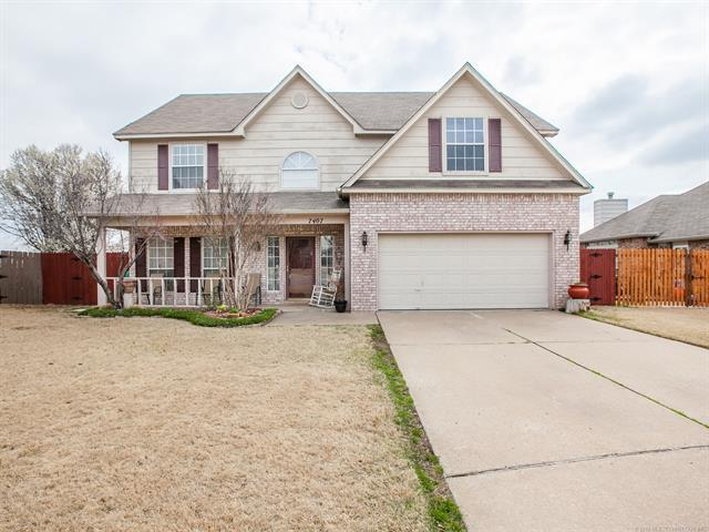 7407 S 95th East Avenue, Tulsa, OK 74133 (MLS #1809713) :: Hopper Group at RE/MAX Results