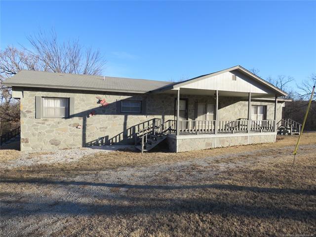 428831 E 1131 Road, Porum, OK 74455 (MLS #1810072) :: The Boone Hupp Group at Keller Williams Realty Preferred