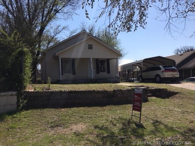 407 N Cleveland Avenue, Sand Springs, OK 74063 (MLS #1811959) :: Hopper Group at RE/MAX Results
