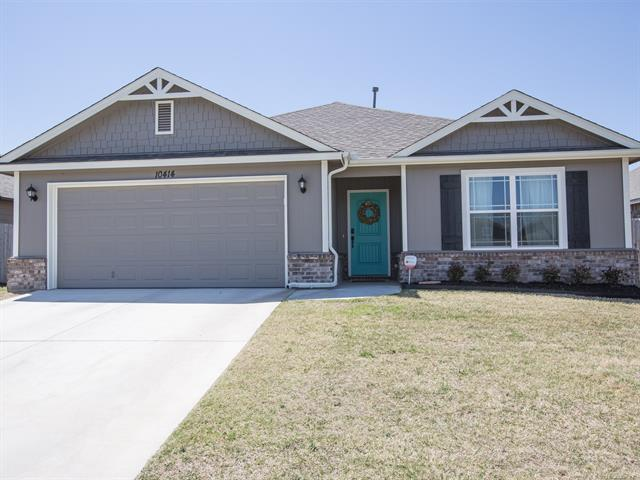 10414 S James Street, Jenks, OK 74037 (MLS #1813432) :: Hopper Group at RE/MAX Results