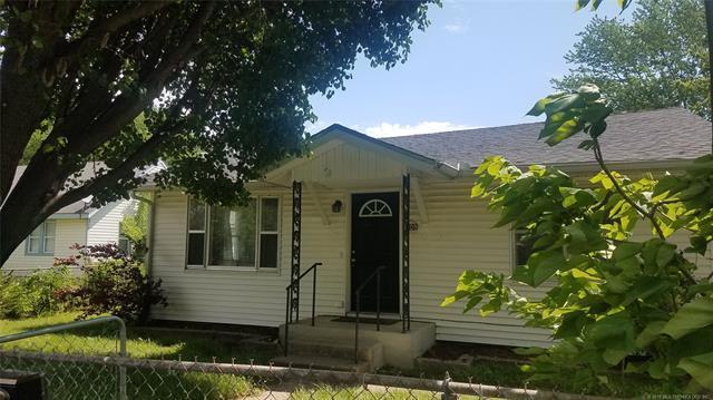 109 S Orphan Street, Pryor, OK 74361 (MLS #1814082) :: Brian Frere Home Team