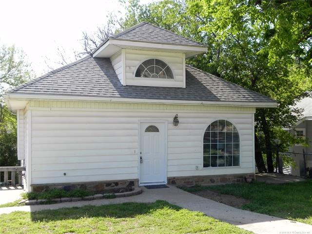 500 N Lincoln Avenue, Sand Springs, OK 74063 (MLS #1814457) :: Hopper Group at RE/MAX Results