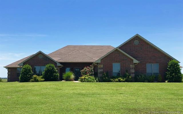 1115 S Country Club Drive, Cushing, OK 74023 (MLS #1819985) :: Hopper Group at RE/MAX Results