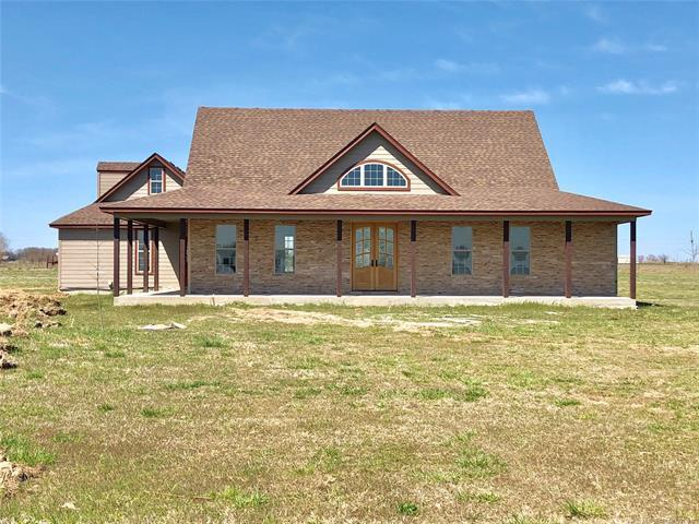 1701 473 Road, Pryor, OK 74361 (MLS #1820306) :: Hopper Group at RE/MAX Results