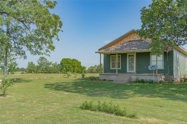 39953 W 221st Street S, Bristow, OK 74010 (MLS #1821953) :: Hopper Group at RE/MAX Results
