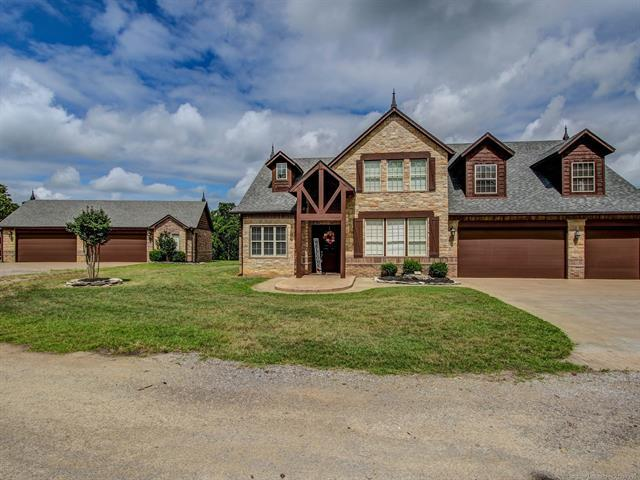 5630 N 105th West Avenue, Sand Springs, OK 74063 (MLS #1822135) :: Hopper Group at RE/MAX Results