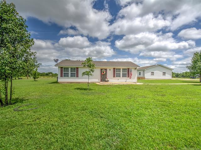 397340 W 400 Road, Copan, OK 74022 (MLS #1822403) :: Hopper Group at RE/MAX Results