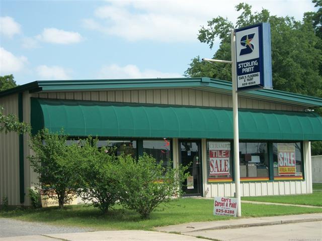 111 N Adair Street, Pryor, OK 74361 (MLS #1822641) :: Hopper Group at RE/MAX Results