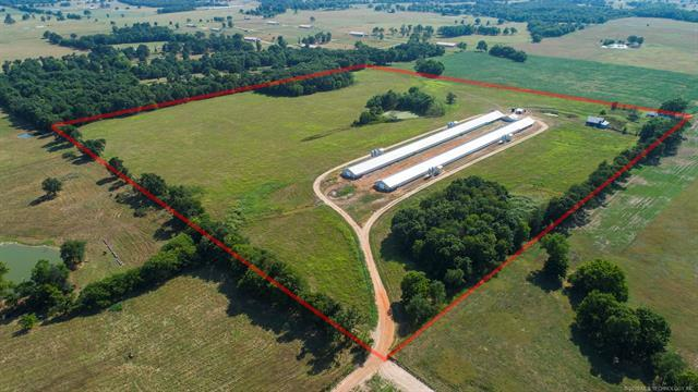 E 0642 Road, Westville, OK 74965 (MLS #1823166) :: Hopper Group at RE/MAX Results