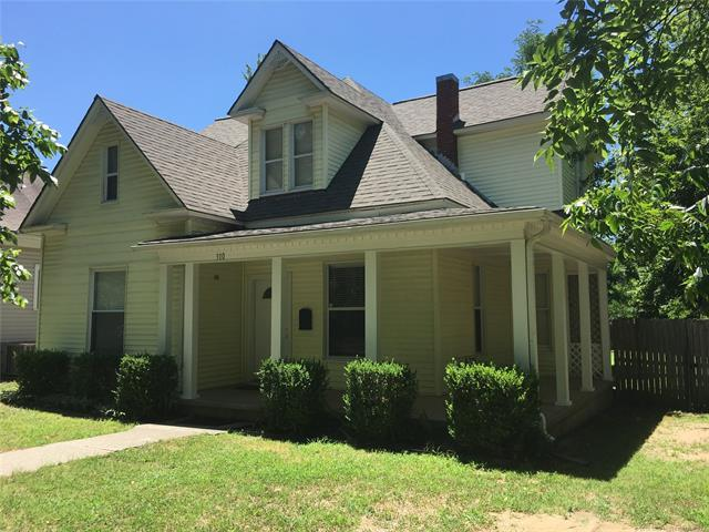 310 S Walnut Street, Sapulpa, OK 74066 (MLS #1823724) :: Hopper Group at RE/MAX Results