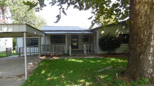 302 N L Street, Eufaula, OK 74432 (MLS #1824320) :: Hopper Group at RE/MAX Results