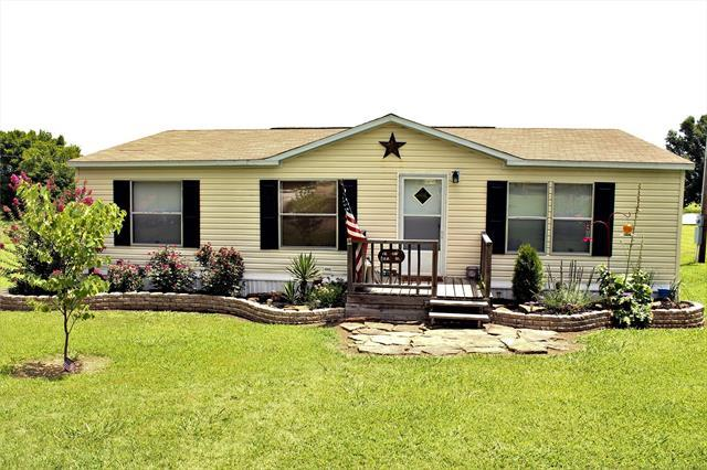 114495 S 4203 Road, Checotah, OK 74426 (MLS #1824658) :: Hopper Group at RE/MAX Results