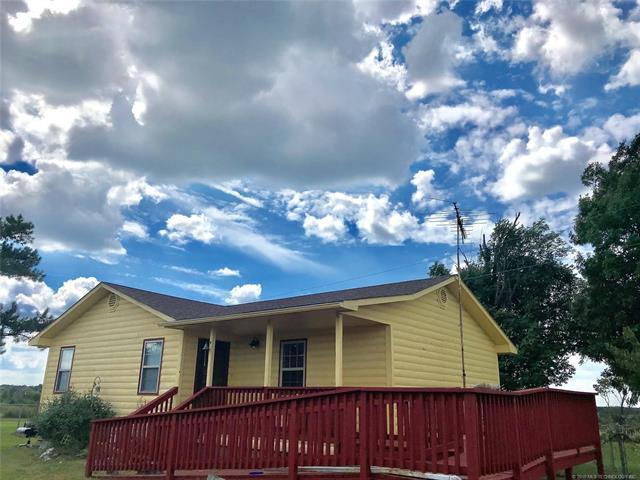 36439 Hwy 18, Asher, OK 74826 (MLS #1827250) :: Hopper Group at RE/MAX Results