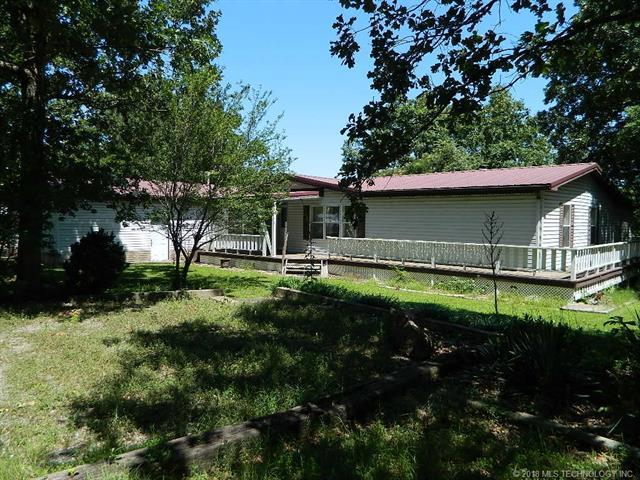 22632 Highway 51 Highway, Tahlequah, OK 74464 (MLS #1829406) :: Hopper Group at RE/MAX Results