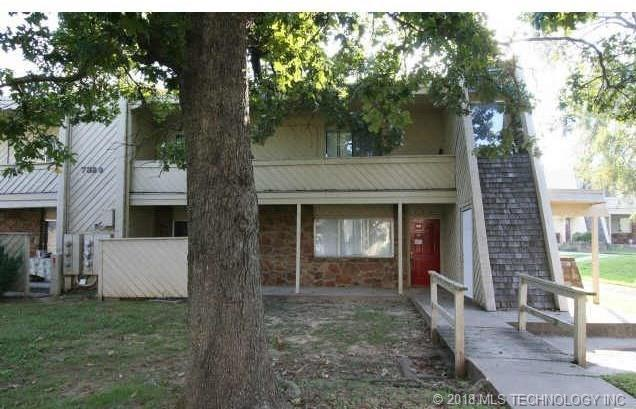 7329 S Yale Avenue #105, Tulsa, OK 74136 (MLS #1829578) :: Hopper Group at RE/MAX Results