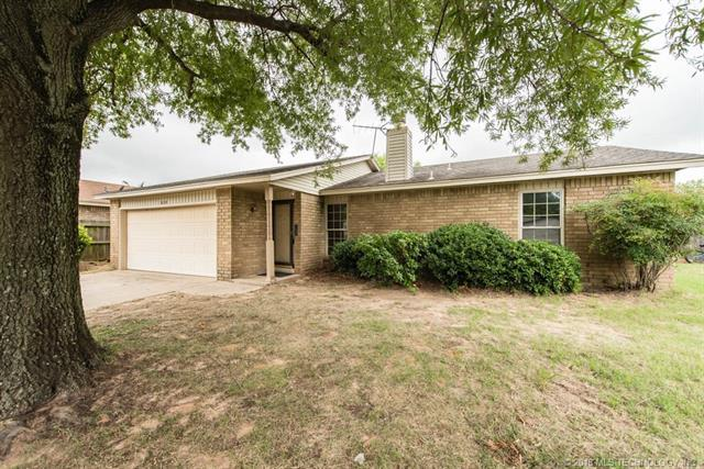 8509 E 133rd Place S, Bixby, OK 74008 (MLS #1830415) :: 918HomeTeam - KW Realty Preferred