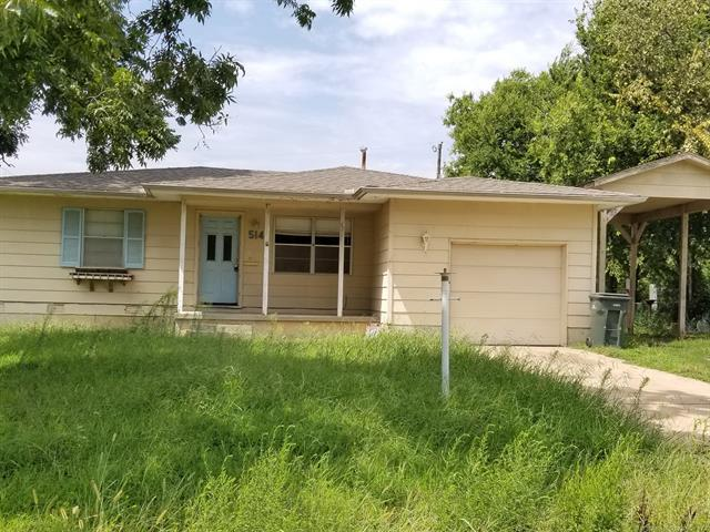 514 N Elizabeth Street, Sapulpa, OK 74066 (MLS #1831866) :: Hopper Group at RE/MAX Results