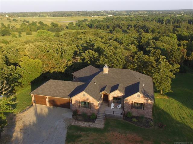 44254 W 171st Street S, Bristow, OK 74010 (MLS #1832410) :: Hopper Group at RE/MAX Results