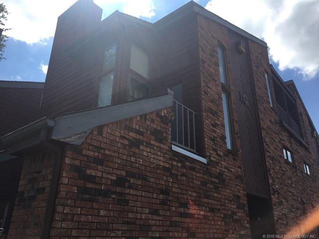 6737 S Peoria Avenue C201, Tulsa, OK 74136 (MLS #1832530) :: American Home Team