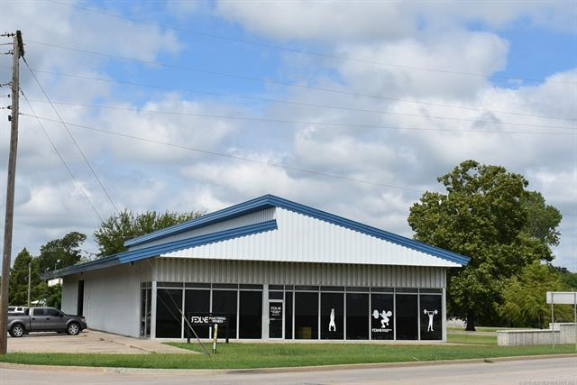 201 N 1st Street, Madill, OK 73446 (MLS #1833844) :: Hopper Group at RE/MAX Results