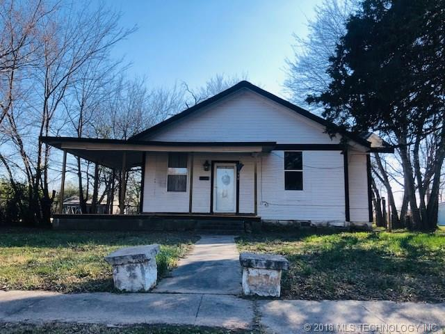510 E Smith Street, Mcalester, OK 74501 (MLS #1833983) :: American Home Team