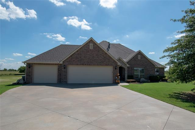 4972 Trade Wind Drive, Oologah, OK 74053 (MLS #1834187) :: Hopper Group at RE/MAX Results