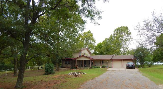 14718 County Road 3400, Stratford, OK 74872 (MLS #1835144) :: Hopper Group at RE/MAX Results