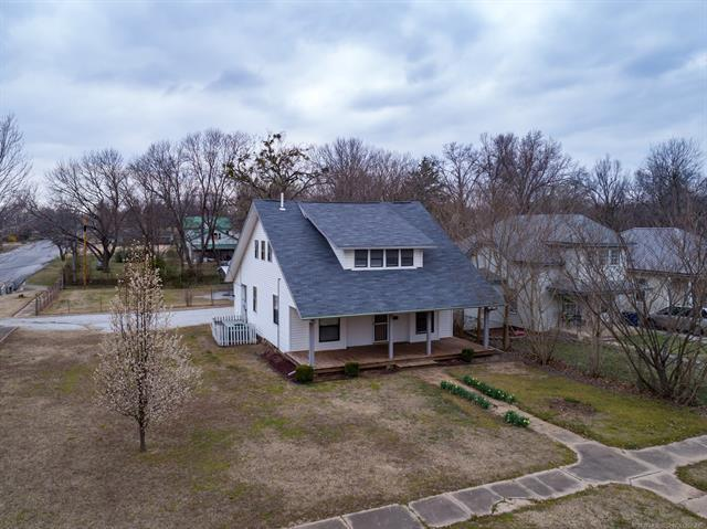 247 S Brewer Street, Vinita, OK 74301 (MLS #1836861) :: Hopper Group at RE/MAX Results
