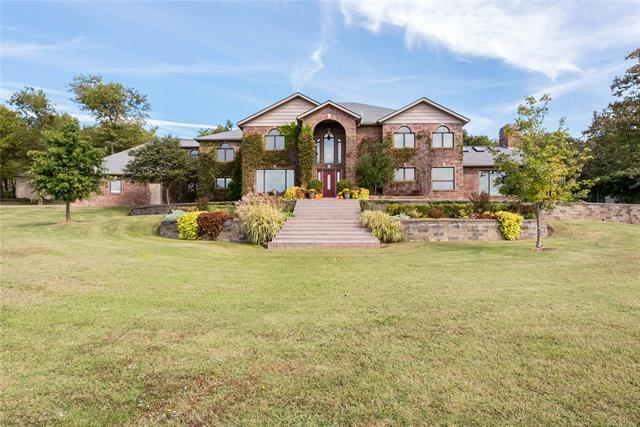 509 S 425 Road, Pryor, OK 74361 (MLS #1837181) :: Hopper Group at RE/MAX Results