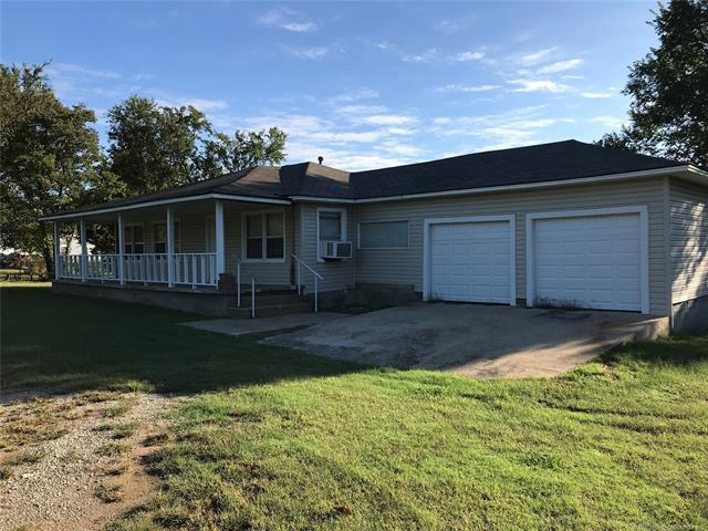 615 N Ridgemont Road, Cleveland, OK 74020 (MLS #1837398) :: Hopper Group at RE/MAX Results