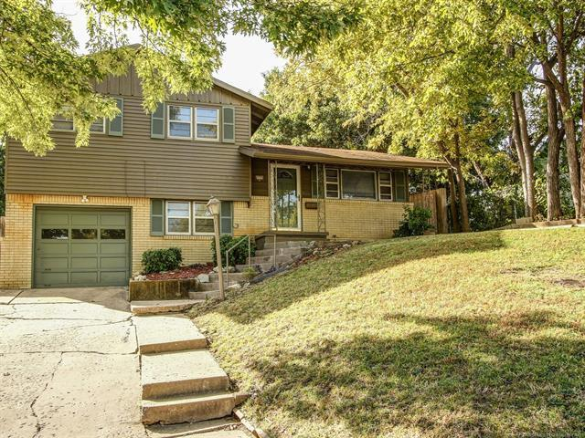 6722 E 8th Street, Tulsa, OK 74112 (MLS #1838706) :: American Home Team