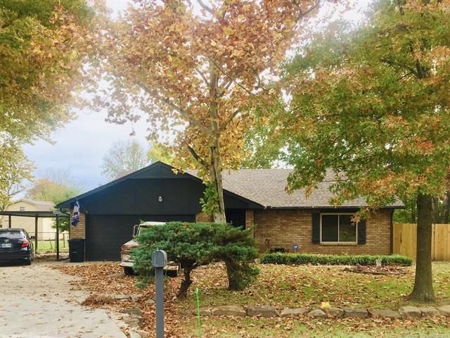 504 S Oklahoma Street, Catoosa, OK 74015 (MLS #1841266) :: RE/MAX T-town
